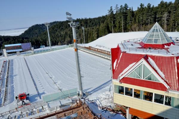 Центру зимних видов спорта имени Александра Филипенко не понадобится реконструкция в течение десяти лет.