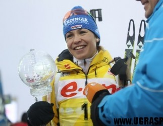 Magdalena Neuner: I'm looking forward to the new chapter of my life