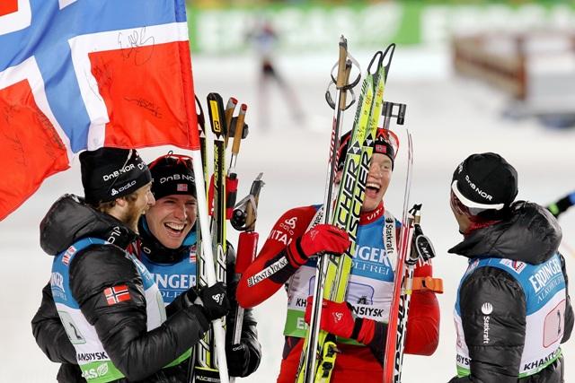 Олимпийские чемпионы России  VK